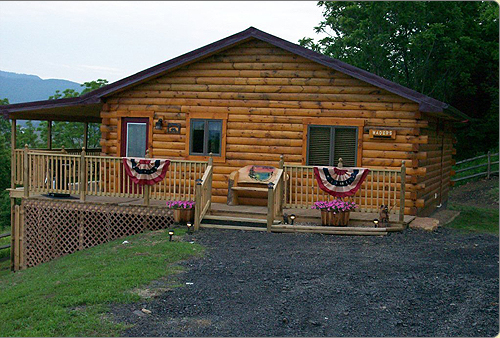 West Virginia Rental House Hide Away Cabin Rentals